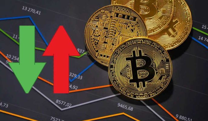 Bitcoin Sert Düşüş Sonrası 40 Bin Dolar Direncini Temizlemek İstiyor