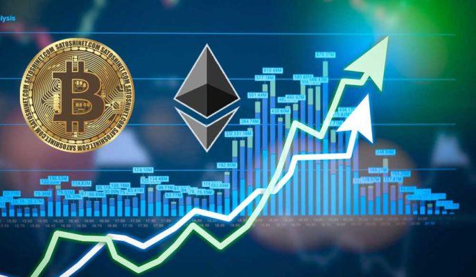 Bitcoin Yeniden 40 Bin Doları Test Ederken Ethereum Yükselişini Sürdürüyor