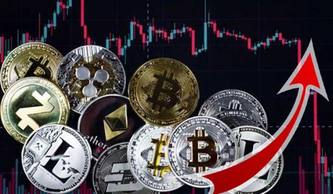 Bitcoin'in 42 Bin Dolara Çıkması ile Altcoinler %40'a Yakın Artış Yaşadı