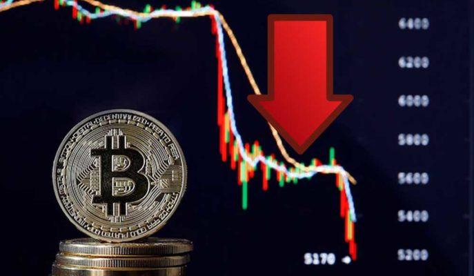 Bitcoin 55.500 Desteğine Gerilerken Altcoinler Düşüş Yaşadı