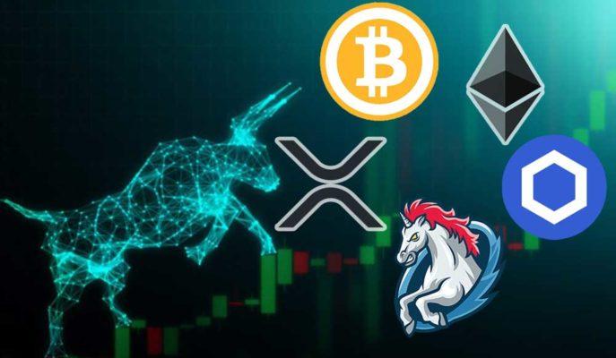 Tanınmış Analist Bitcoin, Ethereum ve Bazı Altcoinler için Boğa Hedeflerini Paylaştı