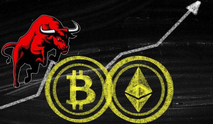 Bitcoin Yeniden Yükselirken Ethereum 3 Bin Dolar Barajını Geçti