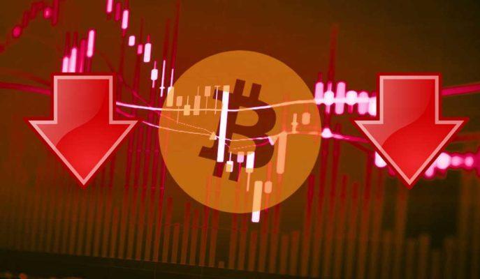 Bitcoin %4'ten Fazla Düşerek 54.500 Dolara Kadar Geriledi
