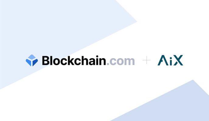 Blockchain.com Yapay Zeka Geliştiricisi AiX'i Satın Aldı