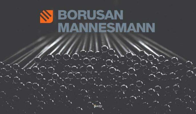Borusan Mannesmann 2020 Zararı Nedeniyle Kar Dağıtımı Yapmayacak