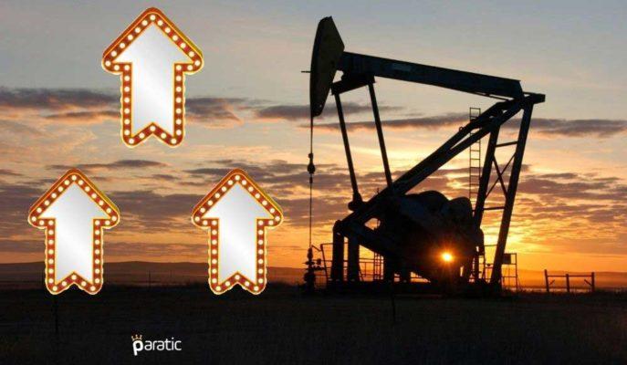 Brent Petrol Piyasadaki Yoğun Gelişmelerle 69 Dolar Üzerinde