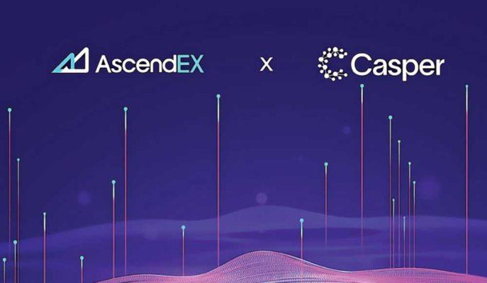 Casper (CSPR) İlk Borsası AscendEX'te Listeleniyor