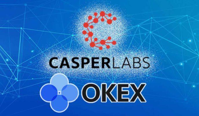 Casper Network, OKEx Borsasında Ticarete Açıldı