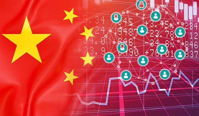 Çin'in Blockchain Tabanlı Hisse Senetleri Kripto Düşüşünden Daha Az Etkileniyor