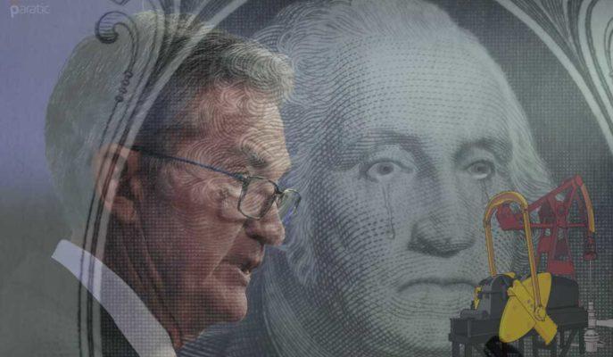 Dolar Endeksi İmalat Verileri ve Powell Öncesinde 91 Üzerinde Seyrediyor