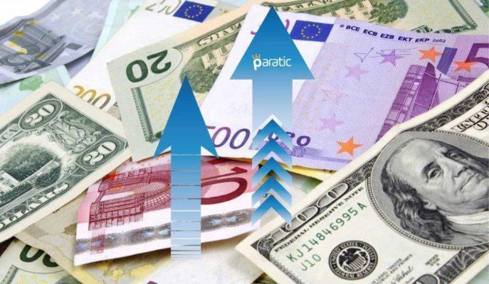 Dolar ve Euro'da Yukarı Yön İsteği Sürerken, Borsa Düşüşle Kapandı