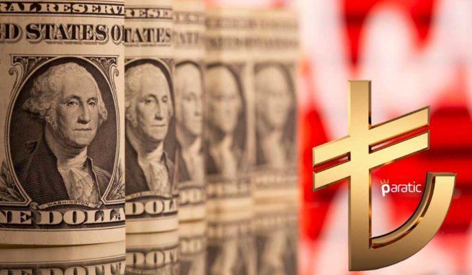 Dolar Kurunda 8,35 Lira Altındaki Baskı Devam Ediyor