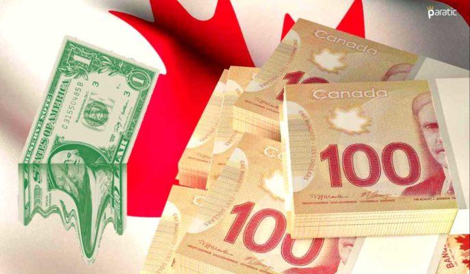 Dolar Üzerindeki Baskılar Sürerken USD/CAD 3,5 Yılın Düşüğüne Geriledi