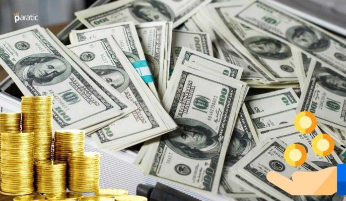 Dolar Veri Gündeminin Sakin Olduğu Güne 8,27'den Başladı