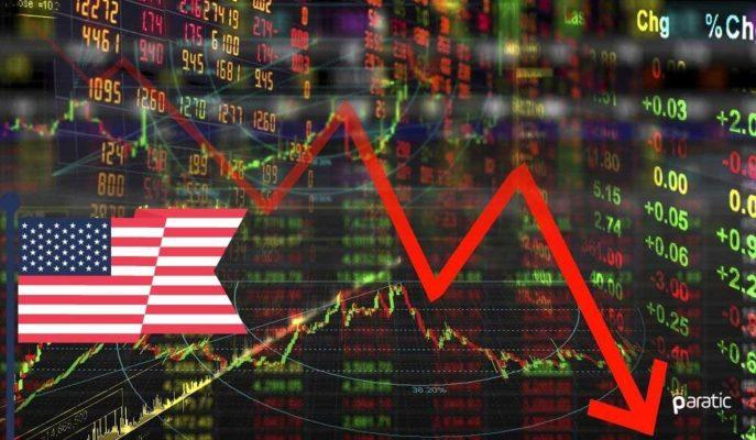 Dow Jones Endeksi Açılışla Beraber 400 Puana Yakın Geriledi