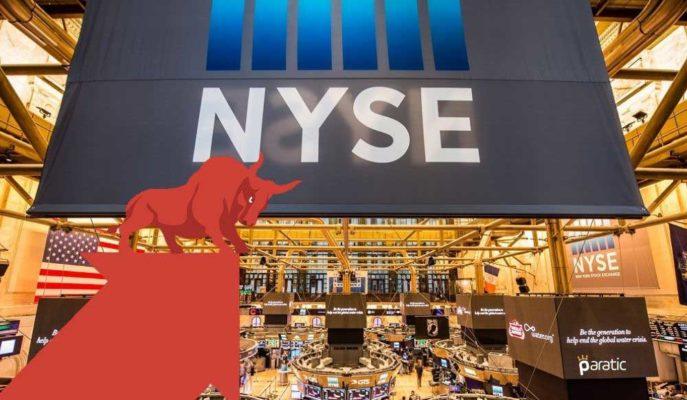 Dow Jones Endeksi İşsizlik Maaş Başvurularındaki Düşüşle Rekor Tazeledi