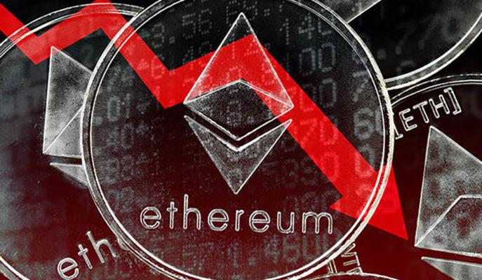 Ethereum Piyasadaki Çöküşün Etkisiyle 3.100 Dolar Seviyesini Test Etti