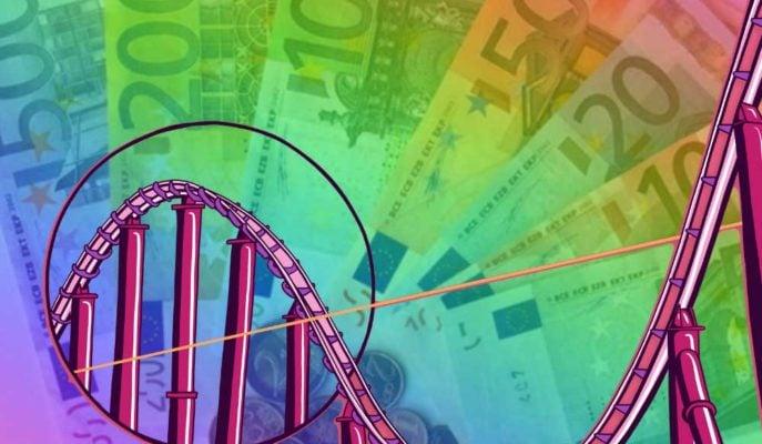 EUR/USD ABD Verileri Sonrası Mayıs'ta İlk Kez 1,21'i Aştı