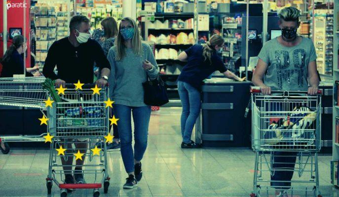 Euro Bölgesi'nde Yıllık Enflasyon Nisan'da 2 Yılın Yükseğine Çıktı