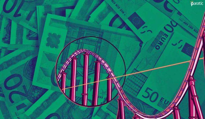 Euro Dolar Paritesi 1,2262 ile 4,5 Ayın Zirvesine Çıktı