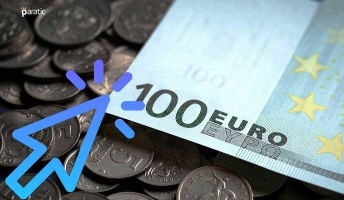 Euro Kuru 10,13 ile Zirve Sonrası En Yüksek Seviyeye Çıktı