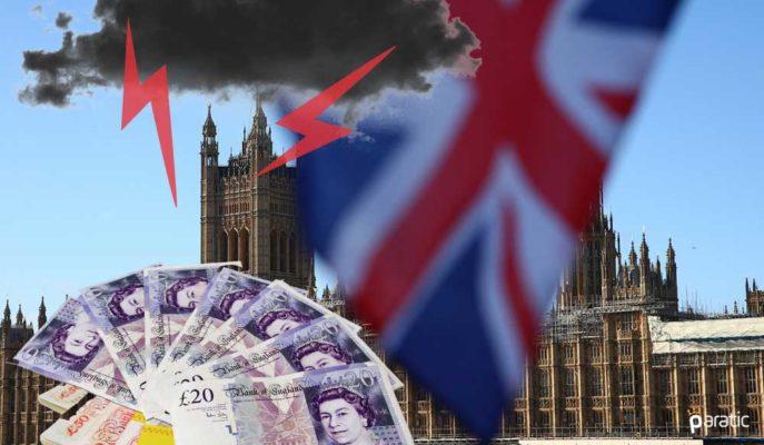 Faiz ve Seçimlere Odaklanan GBP/USD Düşüşe Hazırlanıyor