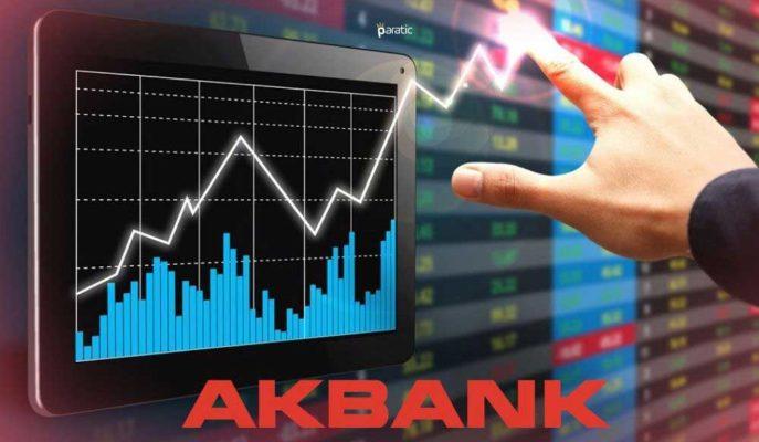 Finansman Bonosu İhracını Tamamlayan Akbank Hisseleri %1 Primli