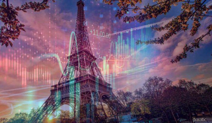 Fransız Borsa Endeksi CAC 40 21 Yılın Yükseğine Yaklaştı