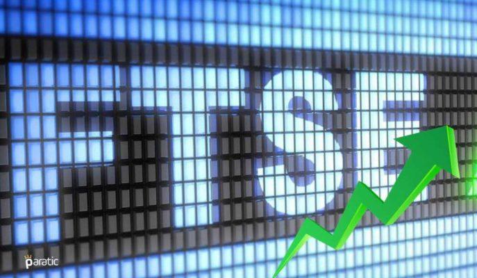 FTSE 100 Endeksi Güçlü Yükselen Hizmet PMI ile Yıllık Zirveyi Gördü