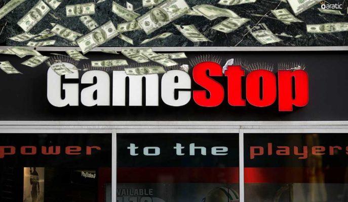Gamestop Hisseleri Açılış Öncesinde %7 Yükseldi