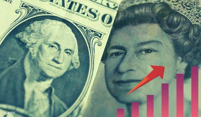 GBP/USD İngiltere Perakende Satışlarındaki Artışla 3 Yılın Zirvesine Yaklaştı