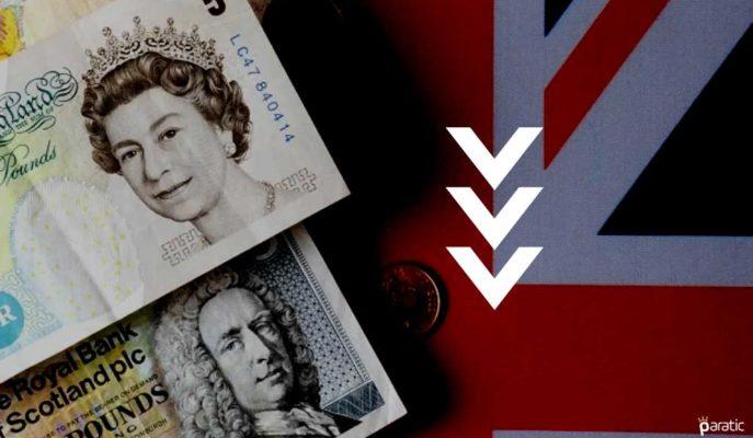 GBP/USD İngiltere'nin Nisan Enflasyonu Sonrası Eksiye Geçti