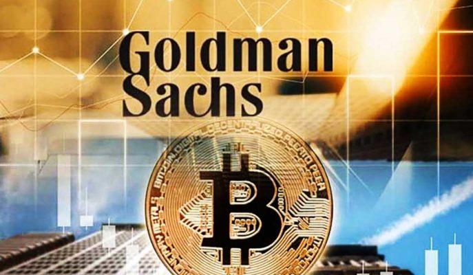 Goldman Sachs Kripto Hizmeti için Özel Ekip Oluşturduğunu Duyurdu