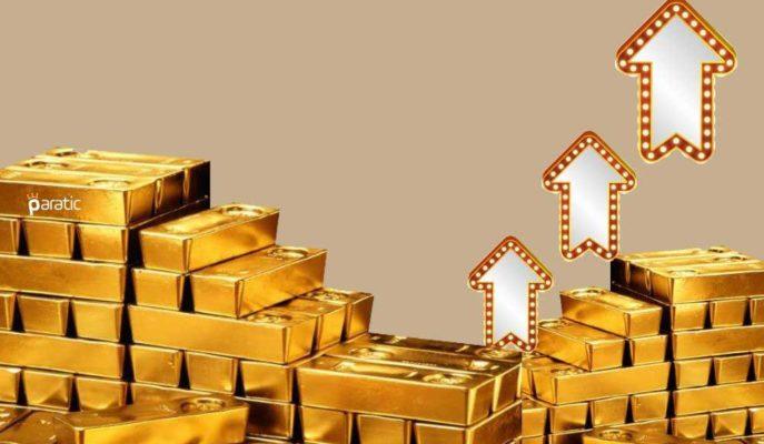 Gram Altın 486, Çeyrek 795 Liraya Dayandı