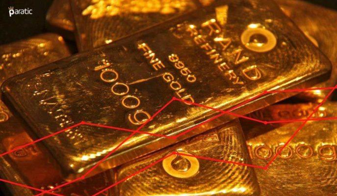 490 TL'yi Aşan Gram Altın 6 Ayın En Yükseğini Gördü