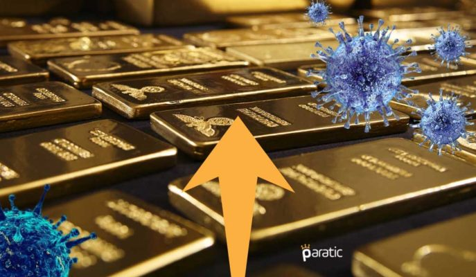 Gram Altın 500 Liranın Üstünde Seyrederken Haftalık Kazancı Yükseliyor