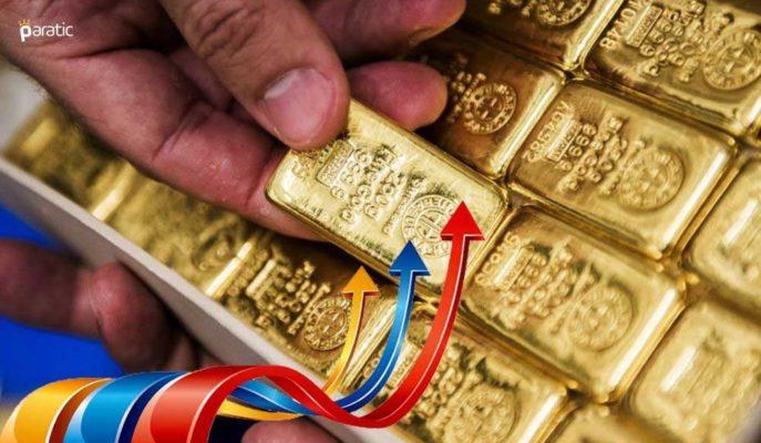 Gram Altın Doların 8,59 Rekoruyla 522 Lirayı Aştı