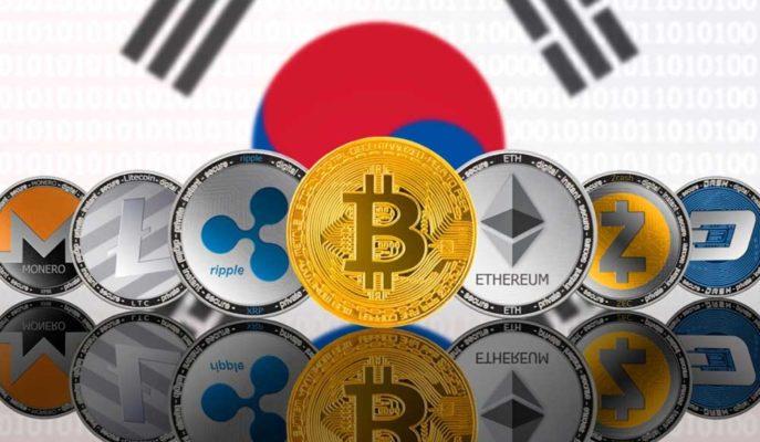 Güney Kore Bankalar Federasyonu Altcoinlerin Artan Hacminden Endişe Duyuyor