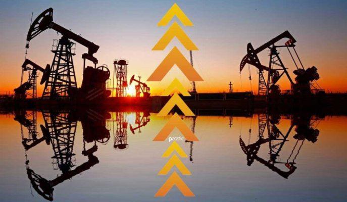 Ham Petrol, Stoklardaki 8 Milyon Varile Yakın Düşüşle 66 Doları Aştı
