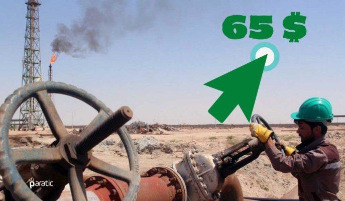 Ham Petrol Yakıt Talebinin Artacağı Beklentisiyle 65 Doları Aştı