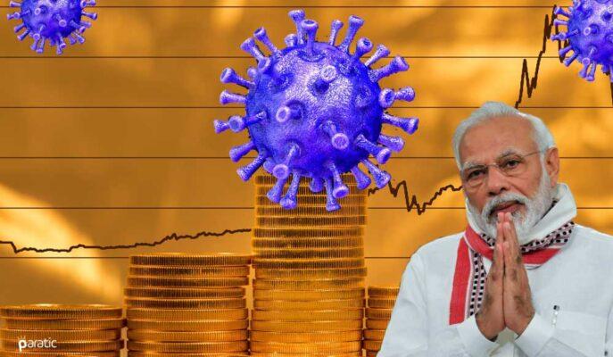 Hindistan Ekonomisi Mart Çeyreğinde %1,6 Büyüdü