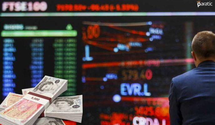 İngiliz FTSE 100 Endeksi 7,030 Puanla 14 Ayın Yükseğine Yaklaştı