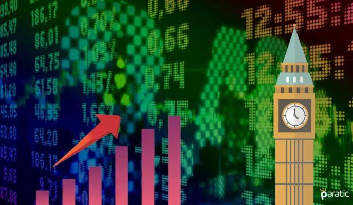 İngiliz FTSE 100 Mart Ayının Güçlü GSYİH Büyümesiyle Artıda