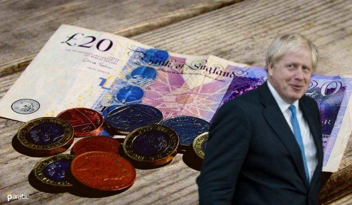İngiliz Sterlini GSYİH Gününde 1,41 Üzerinde İstikrarlı Duruyor