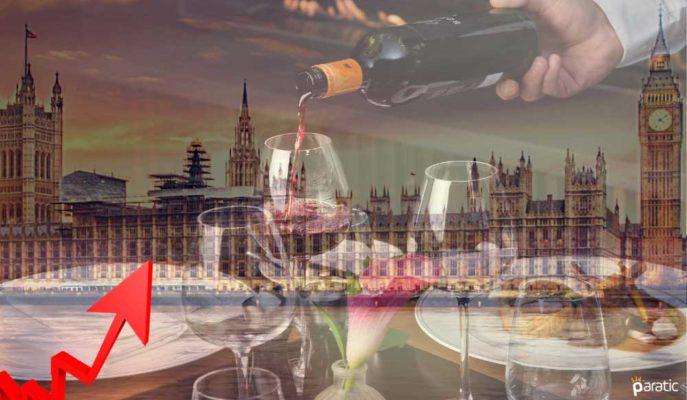İngiltere'de Hem Hizmetler Hem Özel Sektör Nisan'da Güçlü Büyüdü