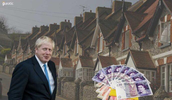 İngiltere'de Konut Fiyat Artışı Mayıs'ta %10,9'a Yükseldi