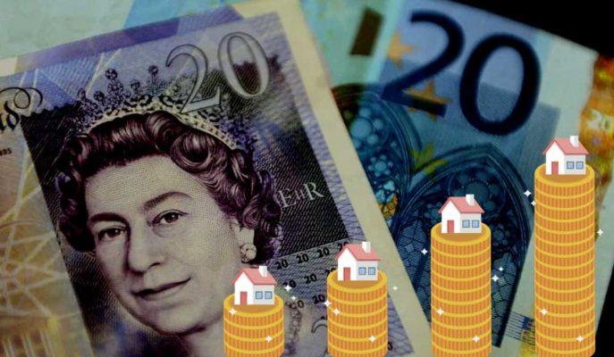 İngiltere'de Konut Fiyatları Endeksi Nisan'da %1,4 Arttı