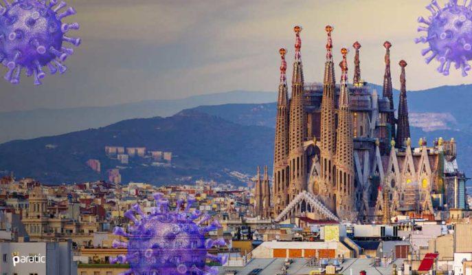 İspanya'nın Hizmet Ekonomisi Nisan'da Büyümeye Döndü