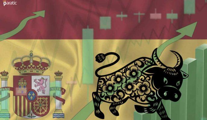 İspanyol Göstergesi IBEX 35 Rekor PMI ile 14 Ayın Yükseğini Gördü