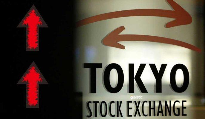 Japon Borsa Endeksleri PMI ve TÜFE Sonrası Ilımlı Artış Gösterdi